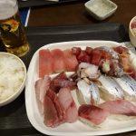 【刺身食べ放題!】札幌の根室食堂というところに行ってきました。【北海道】