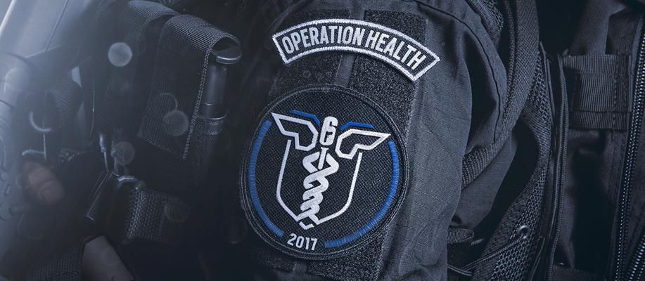 【R6S】新オペレーター追加なし!?「オペレーションヘルス」予定!