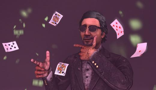 【DBD】エース固有パーク「手札公開」「賭け金のレイズ」「最後の切り札」の性能評価【デッドバイデイライト】